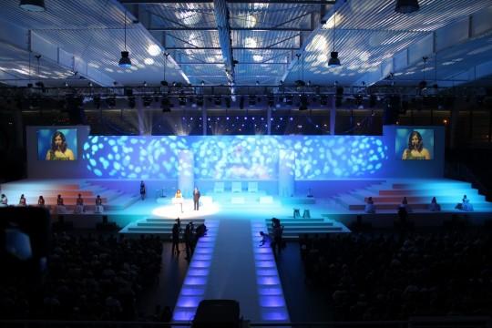 escenario conciertos